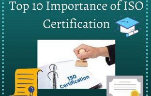 Top 10 Importance of ISO certification