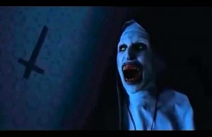The Nun from Conjuring