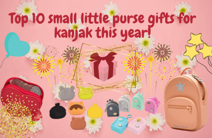 Top 10 small little purse gifts for kanjak this year!