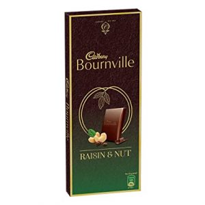 bourville Raisin and Nuts Chocolate| top 10 chocolates